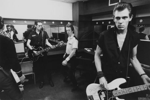 Clash, England - 1979