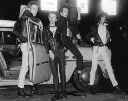 Clash, NYC - 1978