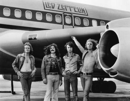Led Zeppelin, NY - 1973