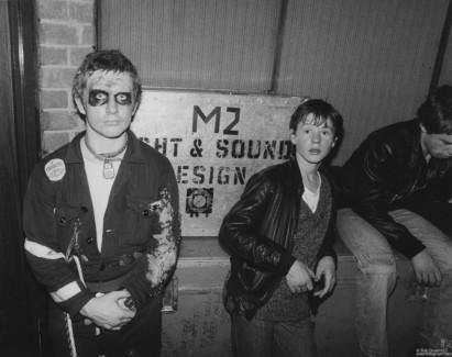 Clash Fans, England - 1979