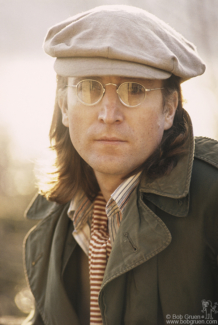 John Lennon, NYC - 1975