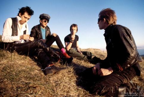 The Clash, CA - 1979