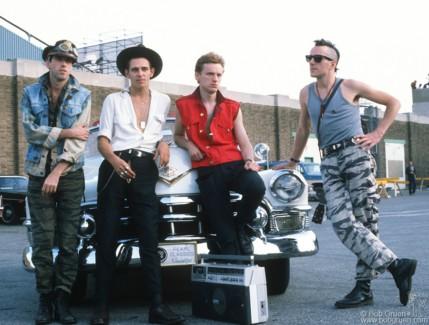 The Clash, PA - 1982
