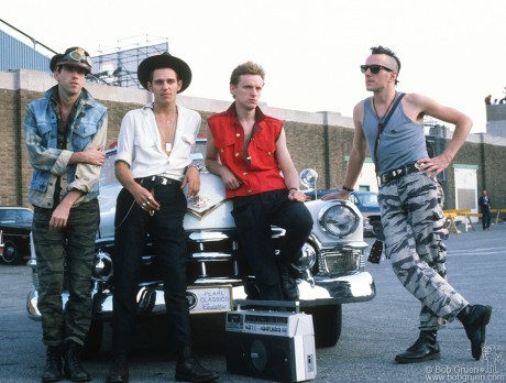 The Clash, PA - 1982