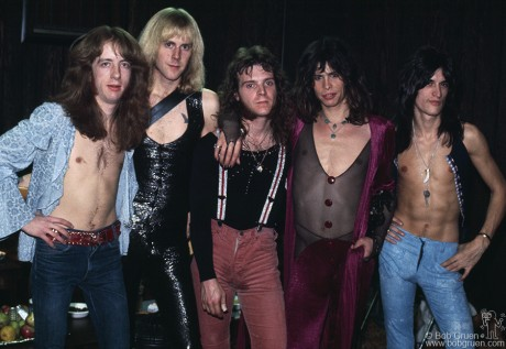 Aerosmith, USA - 1974