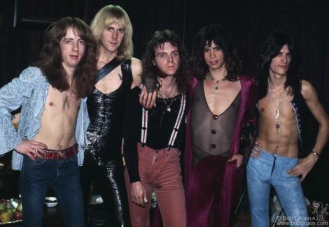 Aerosmith, USA - 1974