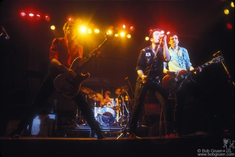 The Clash, MA - 1979