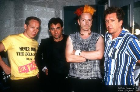 Sex Pistols, NYC - 1996