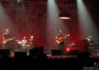 September 23 - Jack Johnson's set at the uptown United Theater was a very cool mellow evening.