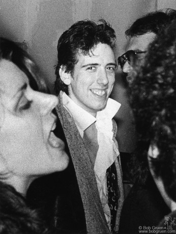 Mick Jones, CA - 1979