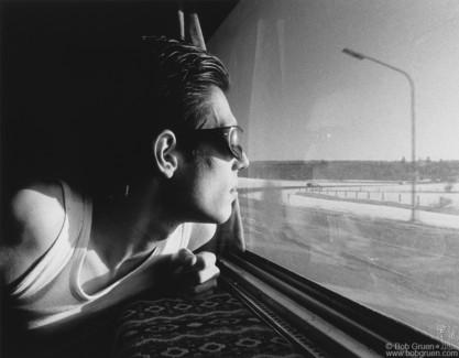 Paul Simonon, USA - 1979