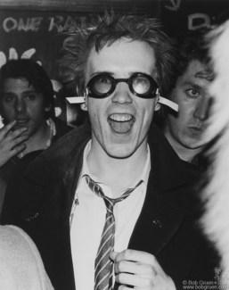 Johnny Rotten, GA - 1978