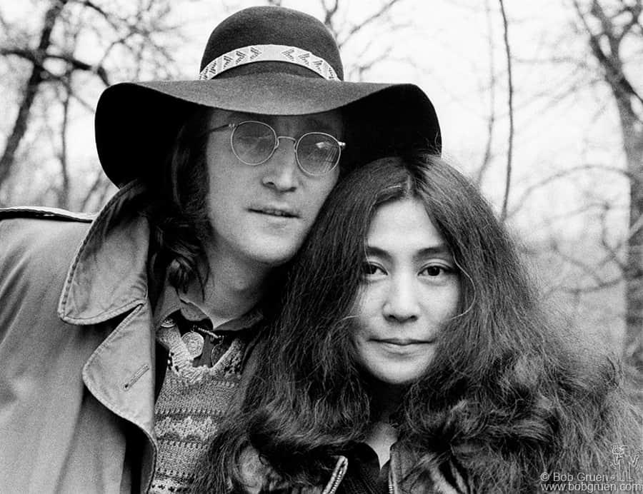 John Lennon Y Yoko Ono: John Lennon & Yoko Ono