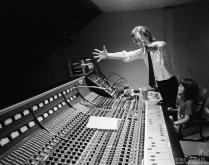 John Lennon and Sean Lennon, NYC - 1980