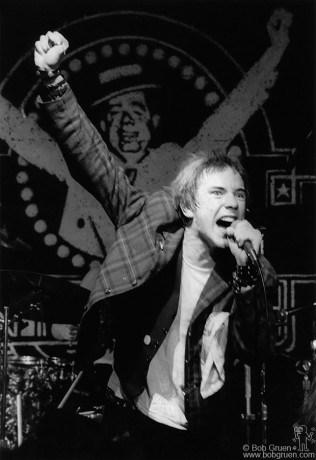 Johnny Rotten, LA - 1978