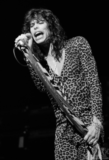 Steven Tyler, London - 1976