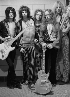 Aerosmith, MA - 1973