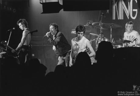 Sex Pistols, LA - 1978