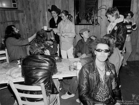 Sex Pistols & Friends, USA - 1978