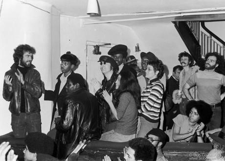 John Lennon & Yoko Ono, NYC - 1971
