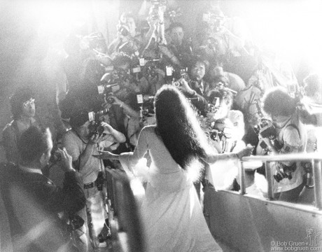 Yoko Ono, Japan - 1974