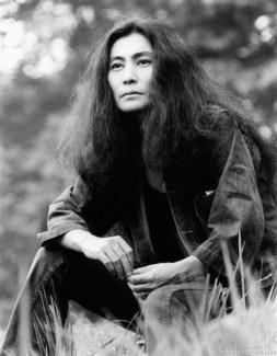 Yoko Ono, NYC - 1973