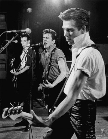 The Clash, CA - 1980