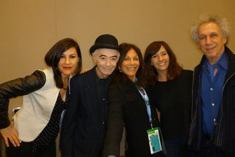 March 13 Austin, TX- I was on the panel 'The Band Portrait' with Piper Ferguson, BP Fallon, Lynn Goldsmith, Anna Webber, above (and Ken Weinstein, not pictured) during SXSW at Austin Convention Center.