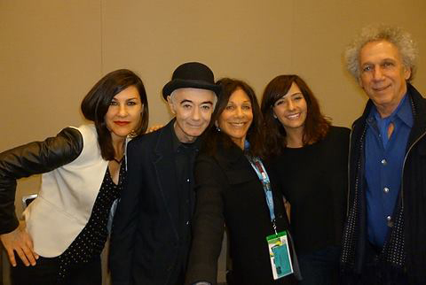 March 13 - Austin, TX- I was on the panel 'The Band Portrait' with Piper Ferguson, BP Fallon, Lynn Goldsmith, Anna Webber, above (and Ken Weinstein, not pictured) during SXSW at Austin Convention Center.