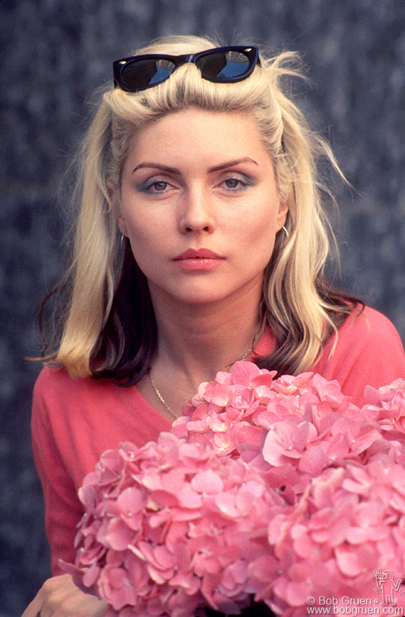 Debbie Harry Photos From 70s