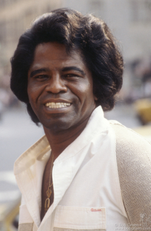 James Brown, NYC - 1980