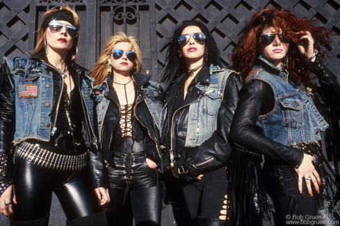 Cycle Sluts From Hell, NYC - 1989