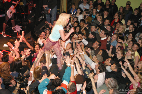 Courtney Love, NYC - 2004