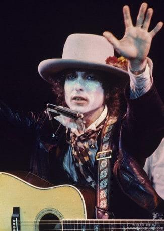 Bob Dylan, CT - 1975