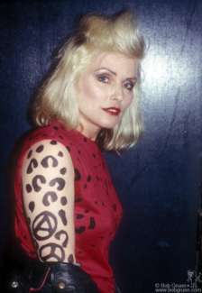 Debbie Harry, NYC - 1988