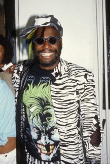 George Clinton, NYC - 1989