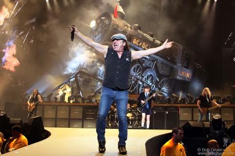 AC/DC, Atlanta - 2008