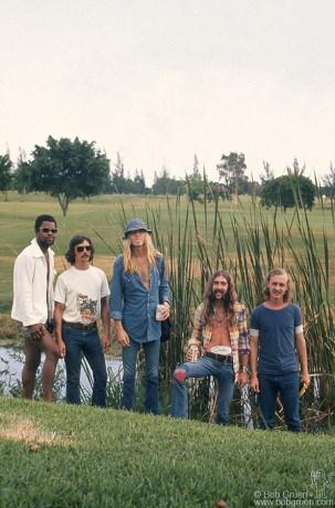 Allman Brothers Band, FL - 1972