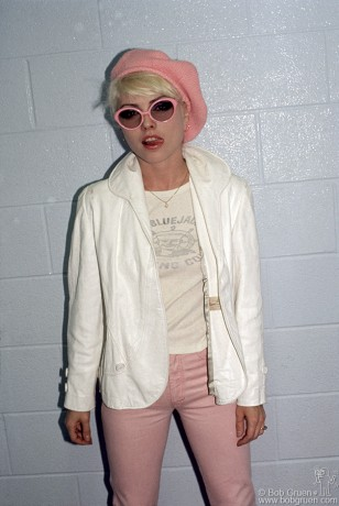Debbie Harry, Toronto - 1977