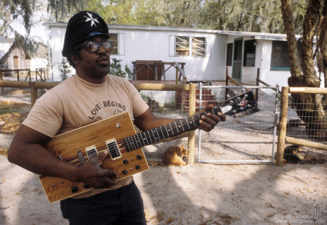 Bo Diddley, FL - 1980