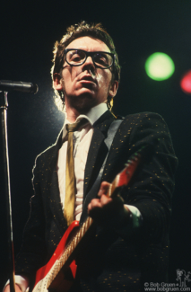 Elvis Costello, London - 1978