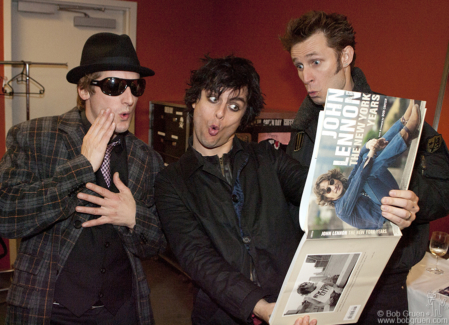 Green Day, NYC - 2005