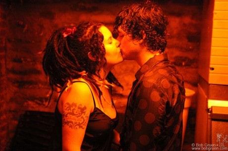 Adrienne & Billie Joe Armstrong, NYC - 2010