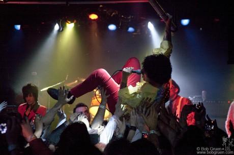 Billie Joe Armstrong, NYC - 2010