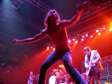 Iggy Pop and The Stooges, NYC - 2003