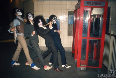 Kiss, NYC - 1974