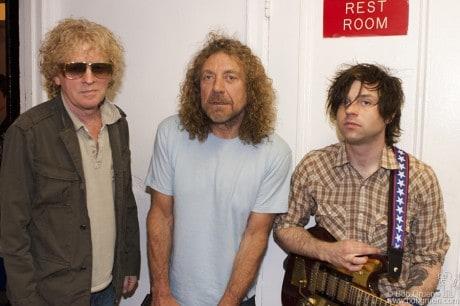 Ian Hunter, Robert Plant & Ryan Adams, NYC - 2006