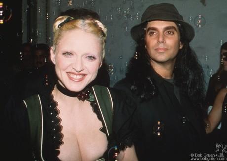 Madonna & Steven Meisel, NYC - 1992