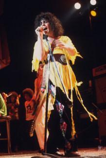 Marc Bolan, NYC - 1972
