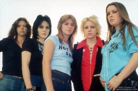 Runaways, CA - 1976